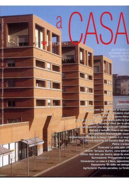 A Casa Marzo 2003