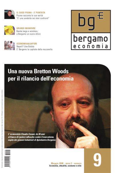 Bergamo Economia Maggio 2008