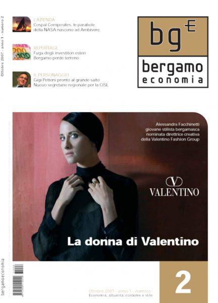 Bergamo Economia Ottobre 2007
