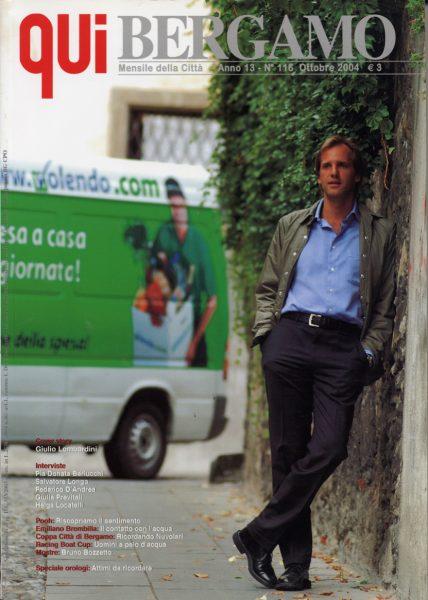 Qui Bergamo Ottobre 2004